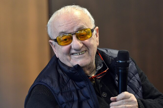 Скончался автор сценариев кфильмам «Мимино» и«Кин-дза-дза» Резо Габриадзе