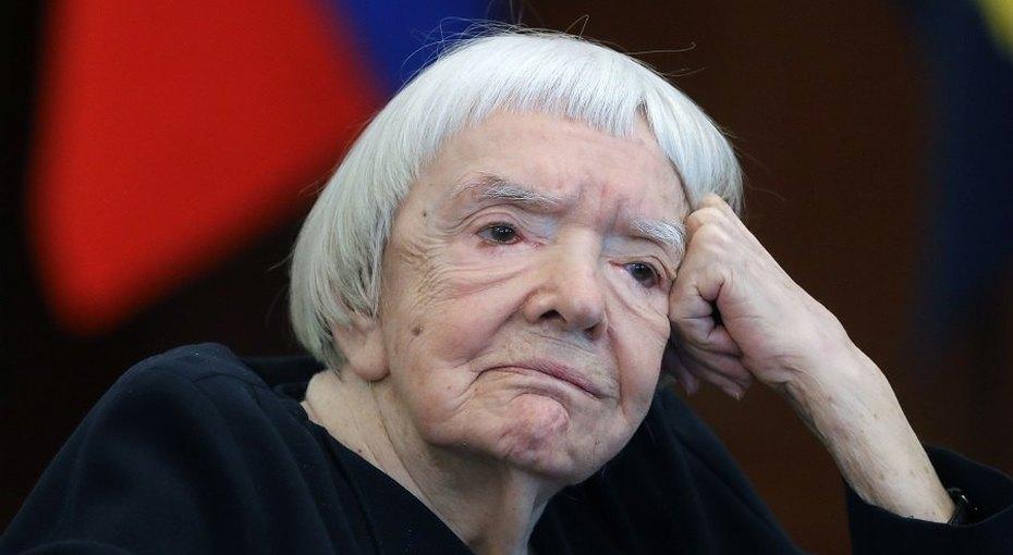 Умерла Людмила Алексеева