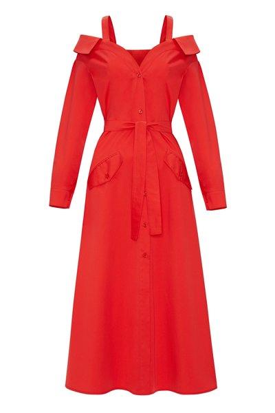 Платье-рубашка - главный модный герой лета 2019