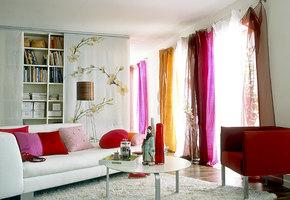 Украшаем окна шторами: как выбрать ткань, карнизы и тип портьер