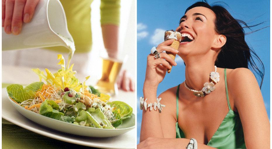 Летняя диета. Что есть, чтобы ненабрать вес?