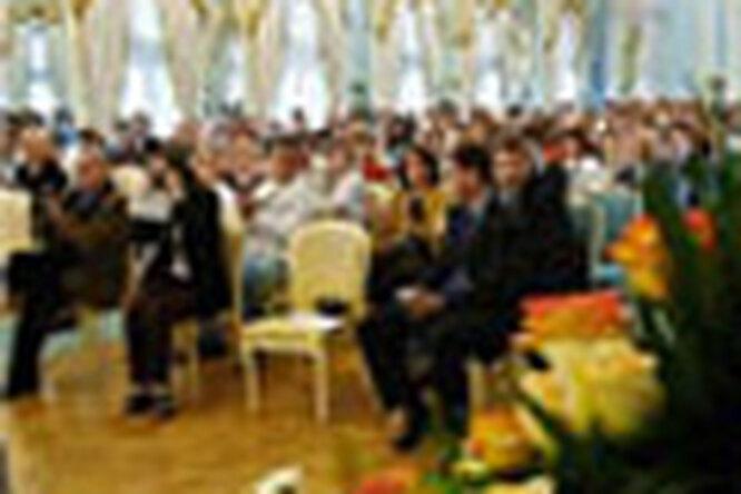 Фестиваль «Большой вальс» вСанкт-Петербурге