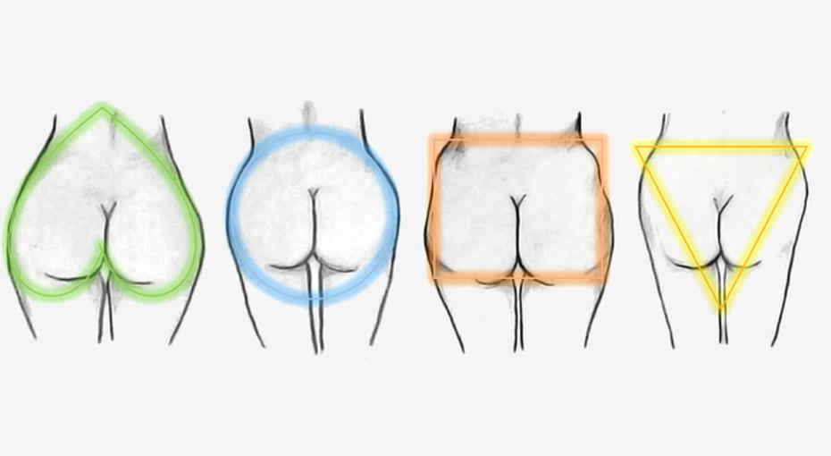 разновидности женских жоп - 14