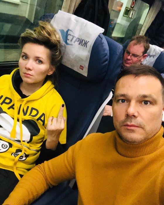 Анастасия Веденская, Сергей Губанов