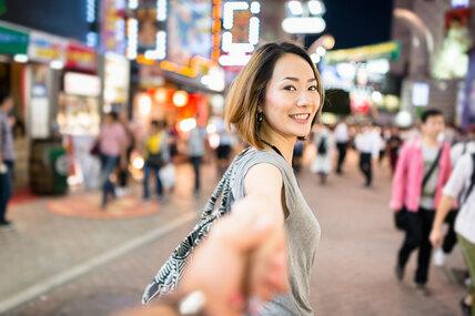 Почему японские женщины практически непахнут