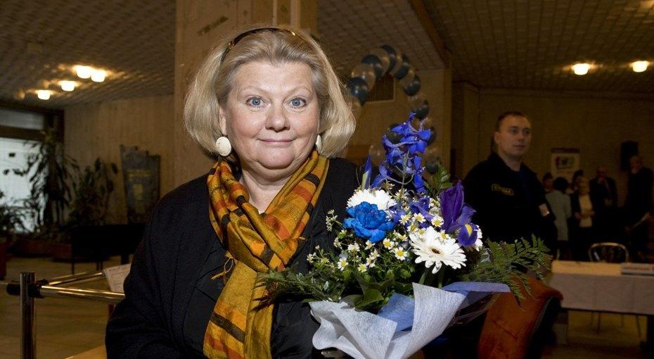 «Время надней невластно»: 70-летняя Ирина Муравьева восхитила поклонников моложавой внешностью (видео)