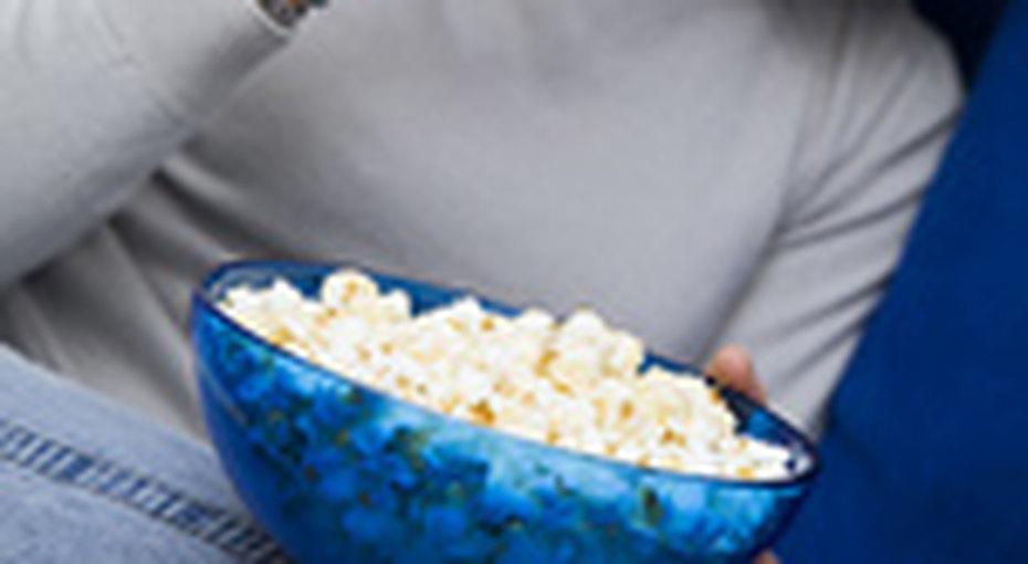 Попкорн останавливает рост груди