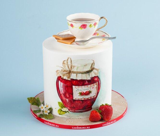 Праздничный торт CakeBuro