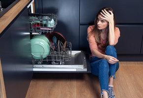 Что не так? 8 причин плохой работы вашей посудомоечной машины
