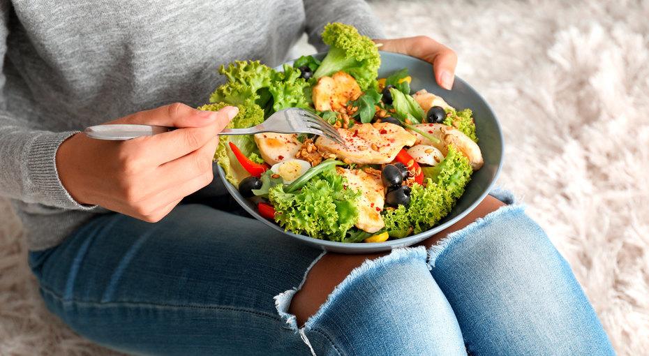 Куриная диета дляпохудения