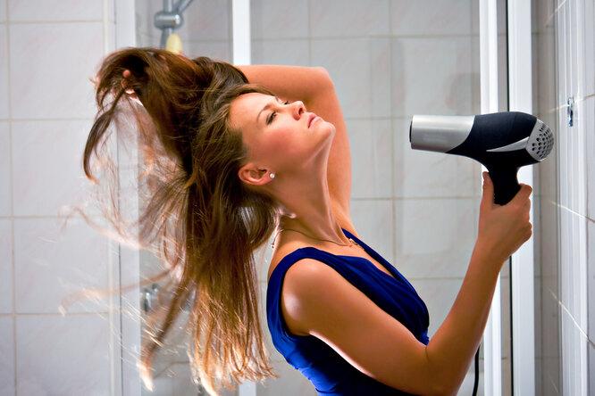 волосы, женщина
