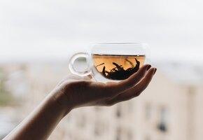 13 причин пить чай каждый день
