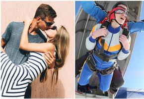 След от бикини и прыжок с парашютом: необычные вещи, которые заводят мужчин