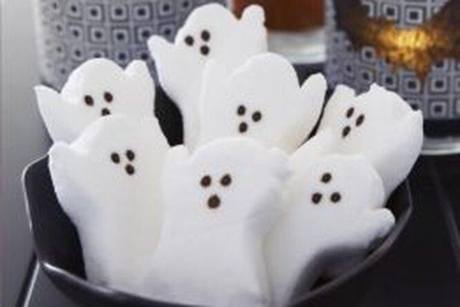 Видеорецепты наХэллоуин