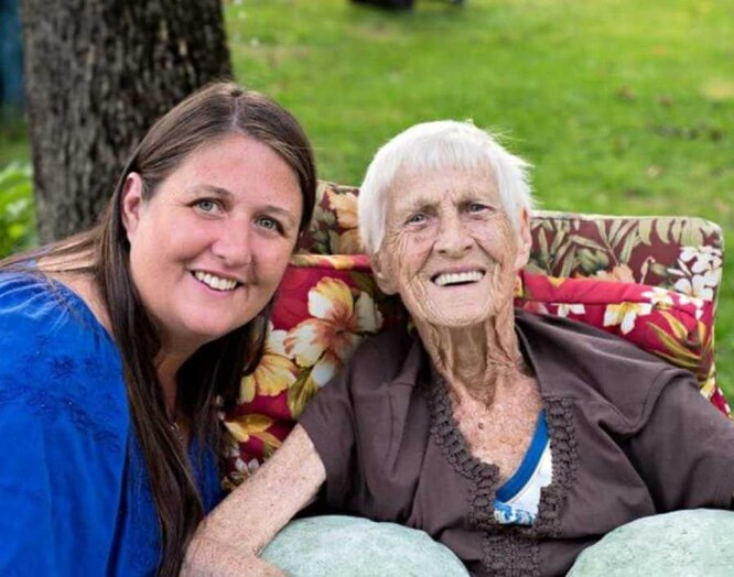 Бабуля смогла победить рак, но через несколько лет болезнь вернулась