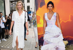 Лето в белом цвете: 5 лучших нарядов звезд