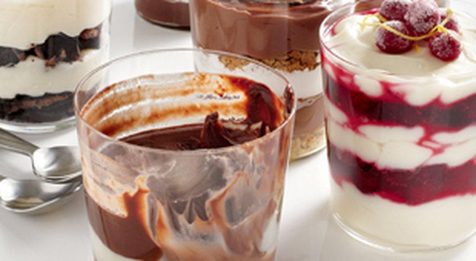 Пудинги - английский десерт
