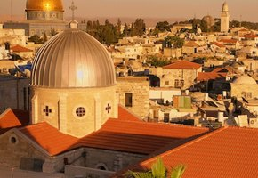 Израиль: по святым местам