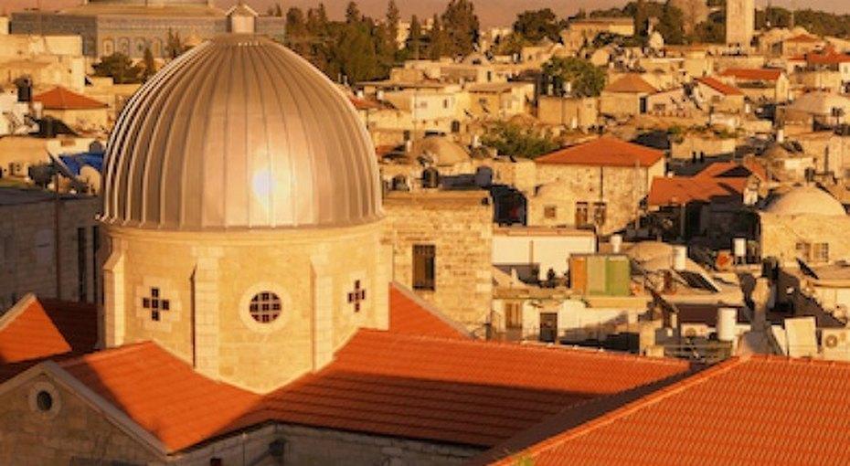 Израиль: посвятым местам