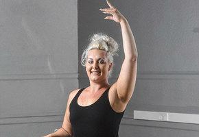 Балерина, которая вынуждена носить 56-й размер, не сдается