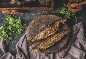 Копчёная скумбрия на мангале: готовит шеф-повар
