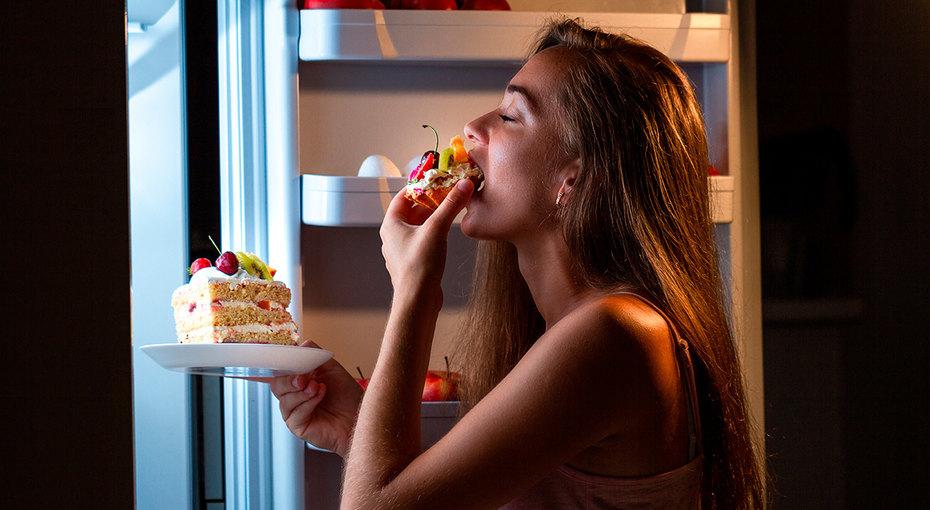 Съесть наночь, чтобы похудеть: 5 «безопасных» продуктов