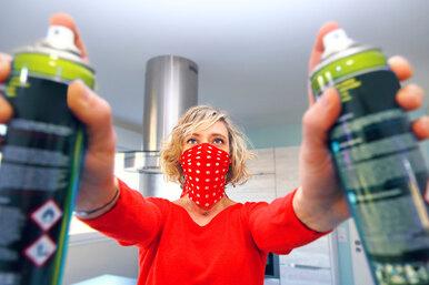 Выпить антинакипин, надышаться краской или газом? Что делать приотравлении дома