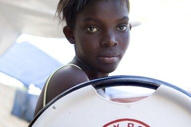 А ты помогла Гаити?