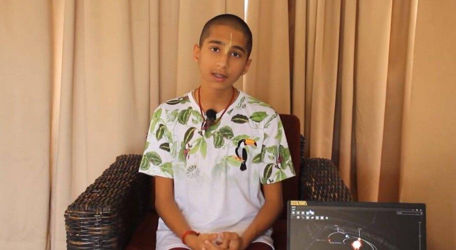 Индийский мальчик, предсказавший эпидемию, сделал новый прогноз