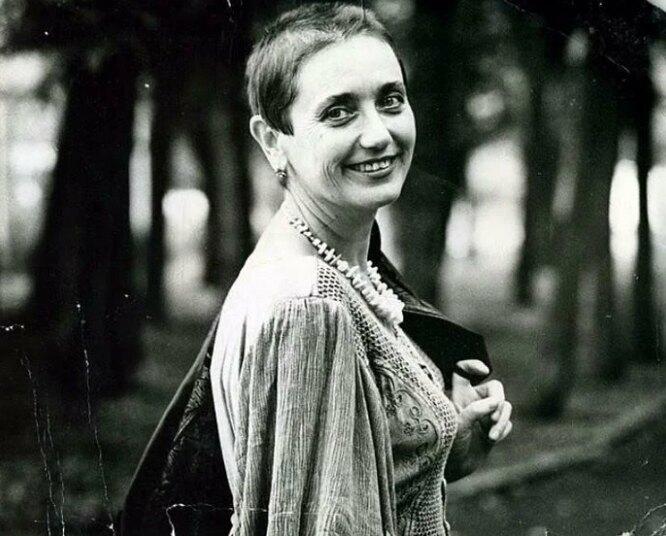 Взрослая Елена Могучева