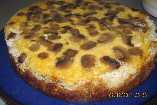 Пирог-перевёртыш