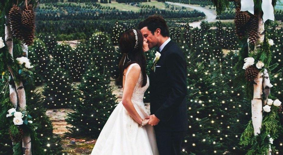 Самая необычная свадьба самых обычных людей