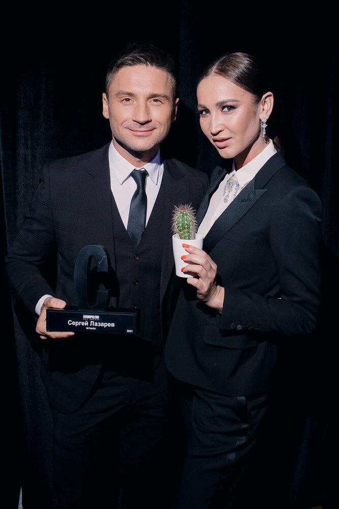 Сергей Лазарев и Ольга Бузова
