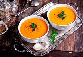 5 необычных супов из корнеплодов