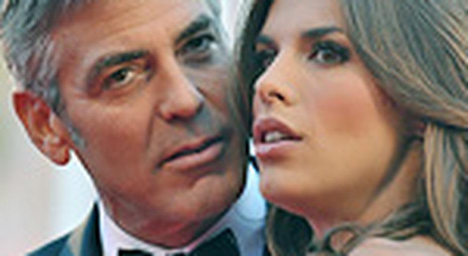 Джордж Клуни снова остался один