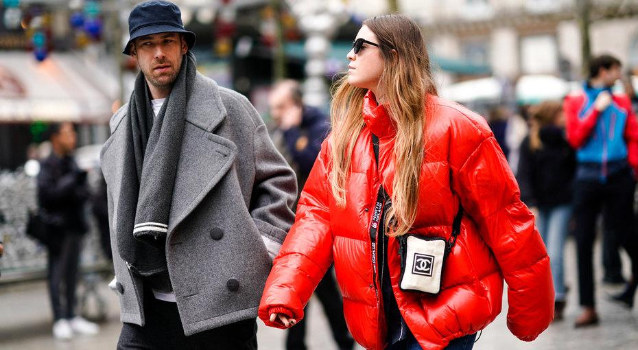 Оверсайз, металлик иклетка: как выбрать модный пуховик назиму?