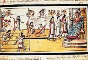 За что у ацтеков роженице воздавались боевые почести, и почему гречанки завидовали египтянкам