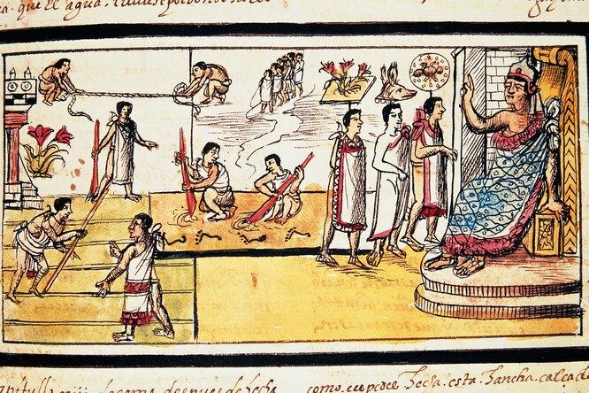 Как принимали роды греки иацтеки, иу кого получалось лучше?
