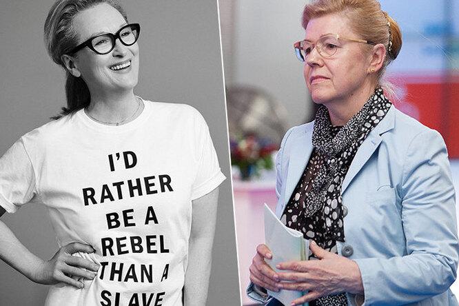Почему большинство женщин вРоссии непонимают феминисток