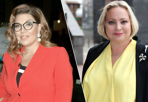 Кто здесь? Эти актрисы долго боролись с лишним весом, а теперь их не узнают