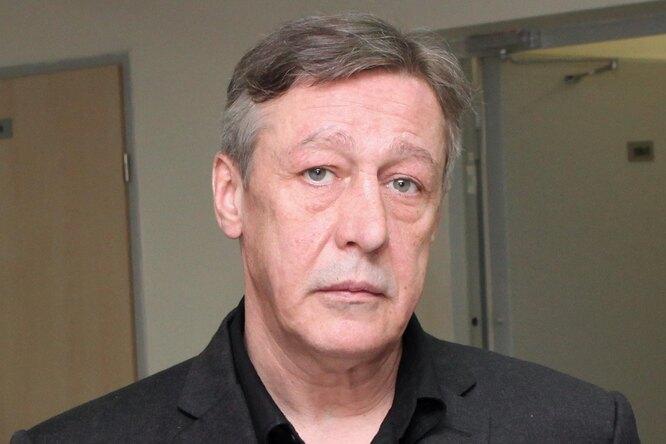 Михаил Ефремов заявил освоей невиновности вДТП