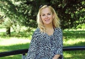 «Надо держать себя в форме»: Мария Порошина вернулась к работе после рождения пятого ребенка