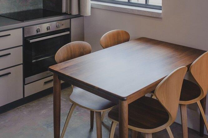 Откидные ираздвижные: 7 компактных столов, которые сэкономят место намаленькой кухне