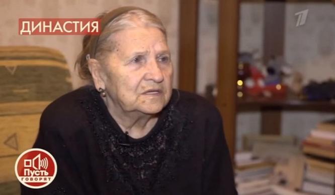 сестра мордюковой