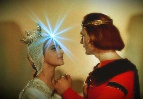 Как русская «Царевна Лебедь» взорвала индийское кино: первый поцелуй в кадре