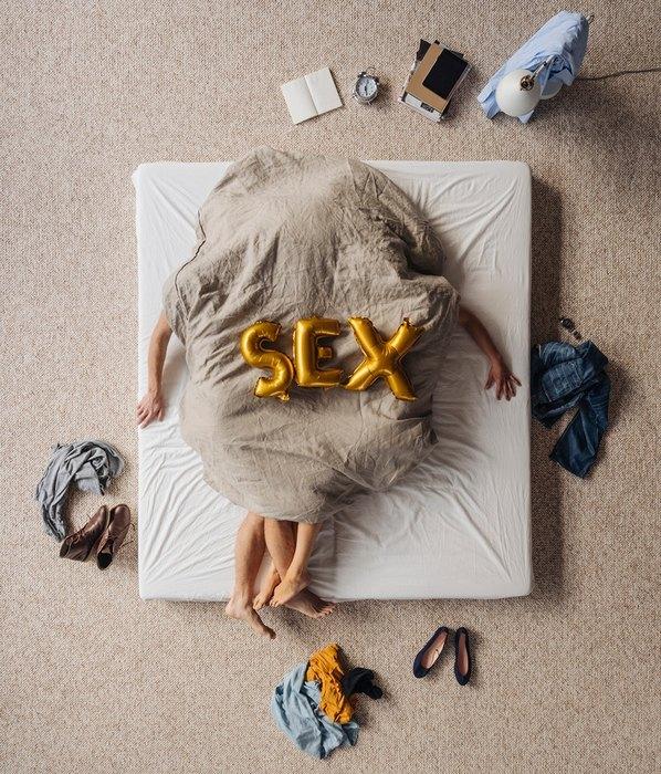 Секс во время коронавируса