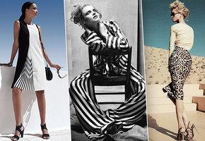 О прикрой свои бледные ноги: 7 приемов в одежде, корректирующих фигуру