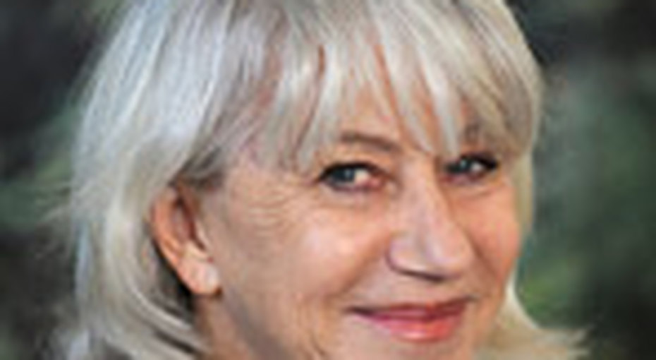 Хелен Миррен приехала вМоскву