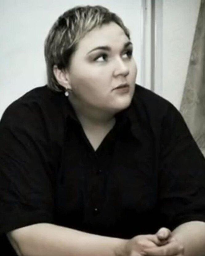 Надежда Ангарская фото до похудения