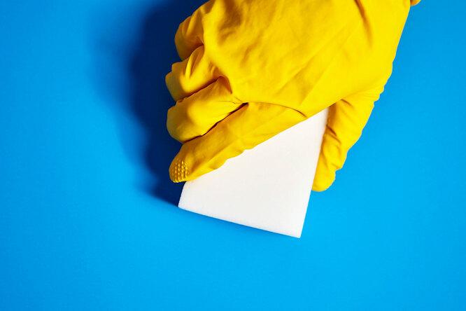 5 вещей, которые нельзя чистить меламиновой губкой